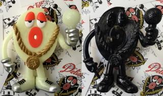 2016年12月2日からの「東京コミコン」と2016年12月4日18時よりオンラインストアでBlackBook Toyが「Mr.12(ミスター・トゥエルブ)」の新色を発売開始!