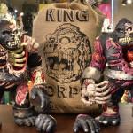 JAMES GROMAN × INSTINCTOY KING KORPSE 1st color『True Terror/Fearful Fantasy 』