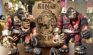JAMES GROMAN × INSTINCTOY KING KORPSE 1st color『True Terror/Fearful Fantasy 』