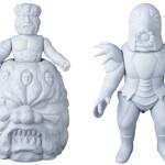 2016年11月発表のメディコム・トイ[東映レトロソフビコレクション]の原型スクープ第2弾は『仮面ライダーアマゾン』の「十面鬼ゴルゴス」と「モグラ獣人」だ!