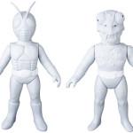 2016年11月発表のメディコム・トイ[東映レトロソフビコレクション]の原型スクープ第1弾は『仮面ライダー(スカイライダー)』から!