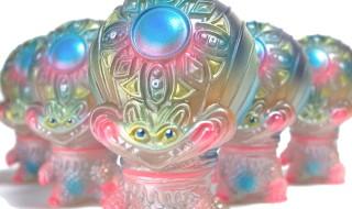 宇宙魚人ギョグラ DCon2016 Gyogura(gumtaro特別彩色版)