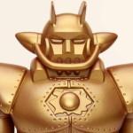 ブルマァクロボットシリーズ UFO戦士Gダイアポロン〈ゴールド〉