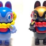 「イヌハリゴン」の「Taipei Toy Festival 2016カラー」と「DCON2016カラー」を発売開始!
