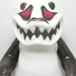 HARIKENキャラクターソフビシリーズ MAD PANDAソフビフィギュア【G-METAL】