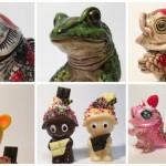2017年1月8日の「スーフェス73」へ出店する怪獣芸術家ピコピコ氏が昨年末のイベントで発売したカスタムを極少数発売決定!