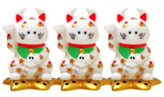 縁起物百貨店オリジナル招き猫 MAO MAO UAMOU_NEW YEAR coloring
