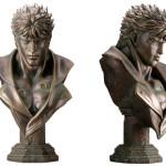 メガソフビアドバンス ケンシロウ胸像
