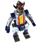 高級ソフト焼き玩具 ナゾラ1号(合金風カラー版)