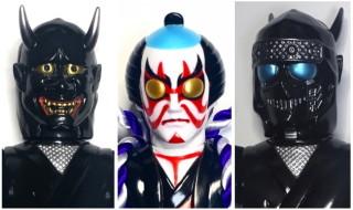 2017年2月19日の「WF2017冬」にSamuraiDollが出店! [大江戸ROBOTS]の「岡っ引きロボ銭形」や最新作「忍者ロボ半蔵門」を発売決定!