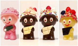 2017年2月19日の「WF2017冬」出店の怪獣芸術家ピコピコ氏情報、第2弾は、スイーツな「兵隊くん」!