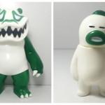 「シブヤカイジュウブルー2」にて、2017年2月18日より限定「MAD PANDAソフビフィギュア」「アレの見守りソフビ人形」発売開始!