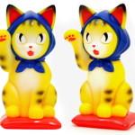 縁起物百貨店オリジナル招き猫 招き化け猫 又之助 WF限定版【TORA】