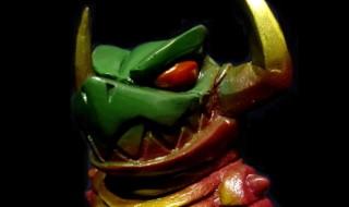 装甲怪獣ミニデストドン