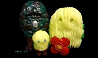 祝! MONSTOCK!!10周年記念第2弾始動! 2017年3月25日より「花岩獣ボルゴゴン」のスタンダードとミニを発売開始!