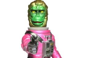 未来猿人ヤマキチ (SAL9000指人形付) 第二期カラー