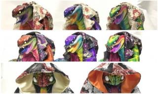 2017年3月20日の「第6回ドキドキ大阪ソフビ万博」へ参戦するドリームロケットが「コブラ人間」&「妖怪魔獣マーノン」の衣装きカスタムを発売!
