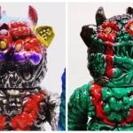 「DYNAMIC 豪!50!GO!」へ表現者・LEOそふび坊や氏が最新作「偶像怪獣Idolaイドラ」で参戦!