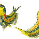 GODZILLA VINYL WARS EX21 バトラ幼虫(ゴジラVSモスラより)