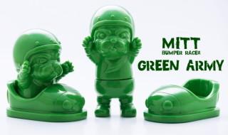 Green Army MITT Bumper Racer(ミット)