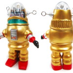 MECHANIZED ROBOT(GOLD ver.)