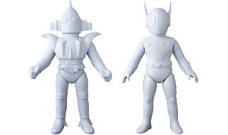 2017年3月発表の[東映レトロソフビコレクション]原型スクープ第2弾は、なんと『宇宙鉄人キョーダイン』!