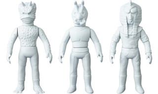[東映レトロソフビコレクションM(ミドル)]原型スクープは『仮面ライダー』から「ガマギラー」「アリキメデス」「エジプタス」だ!