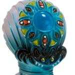 宇宙魚人ギョグラ(漁具等)スーフェス74 gumtaro彩色版