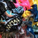 "Suicidal Tendencies × BlackBook Toy S""K""UM-kun Marbled Mixed Parts"