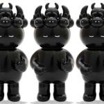 縁起物百貨店オリジナル イムイムUAMOU BLACK