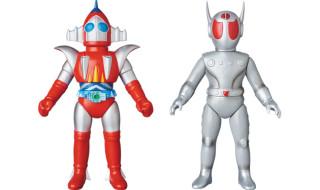 2017年4月24日受注開始! メディコム・トイから『宇宙鉄人キョーダイン』の彩色サンプルが到着!
