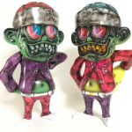 One Offs by Kenth Toy Works for TTE SKUM-kun チンピラ1&2