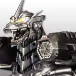 東宝30cmシリーズ 3式機龍(2003版)重武装型(限定夜間激闘Ver.)
