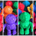 2017年5月9日23時よりショップ・山吉屋にてblackdots製「MADBALLS SOFUBI COIN BANK 8 Colors Blank」4種を発売開始!