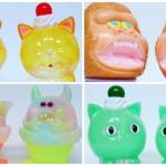2017年5月13日からの「CurioCon」へ出店するrefreshment toyより第2弾としてカラフルすぎる新作が到着!