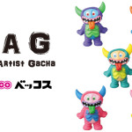 VAG(VINYL ARTIST GACHA) SERIES11 ベッコス