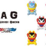 VAG(VINYL ARTIST GACHA) SERIES11 イヌハリゴン