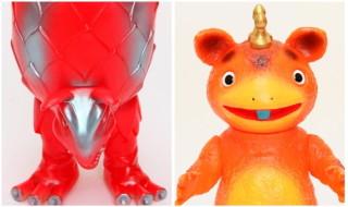 2017年6月10日締切のブルマァク通販は、スタンダードの「ケンドロス(赤)」と新規造形された「Sブースカ(オレンジカラー)」だ!