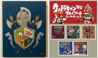 2017年6月10日からの「ウルトラセブン ポップアップショップ」では、ほかにもクリエイター・ひなたかほり氏の原画やてんぐアートのシールもあり!
