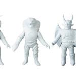 2017年6月発表の[東映レトロソフビコレクション]の原型スクープは『仮面ライダー』&『仮面ライダーV3』&『キカイダー01』から!