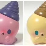 キャラクターデザイナー・せり⭐︎のりか氏がソフビデビュー作「怪獣アイシー」のためクラウドファンディングで支援を募集中!