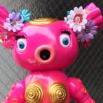 大怪獣サロンが限定版「ムーチョ大怪獣サロン限定スタンダードカラー(髪飾り付)」を準備中! 2017年8月11日16時からの「ギラギラ原宿ソフビ万博 プレミアムナイト」で先行発売決定!!