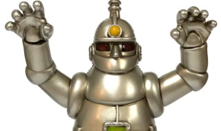 2017年8月5日12時よりショップ・山吉屋にてシカルナ・工房製「ロボット鉄人28号シルバーカラー山吉屋限定版」を発売開始!
