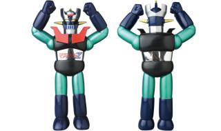ブルマァクロボットシリーズ マジンガーZ グリーン