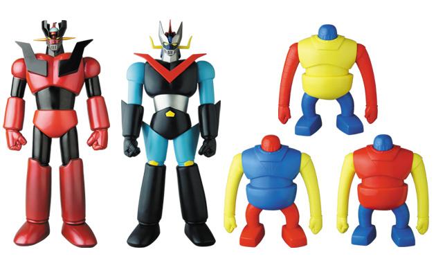2017年9月9日からの再び「DYNAMIC 豪!50!GO! -GO NAGAI 50th ANNIVERSARY-」情報が続々到着! [マーミット]から「スーパーロボット烈伝 マジンガーZ」「スーパーロボット烈伝 グレートマジンガー」「ボスボロット」登場!