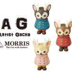 VAG(VINYL ARTIST GACHA) SERIES12 MORRIS
