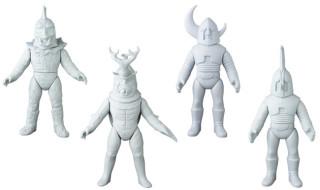 2017年8月発表の[東映レトロソフビコレクション]の原型スクープは『仮面ライダー』&『イナズマンF』から!