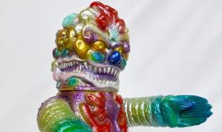2017年9月9日からの「DYNAMIC 豪!50!GO!」情報が続々到着! 表現者・LEOそふび坊や氏が「偶像怪獣タブー taboo(亜種)(マジンガーZバージョン)」を準備中!