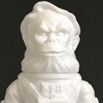 2017年9月8日正午よりショップ・山吉屋にて[未来猿人ヤマキチシリーズ]の新キャラクター「ご先祖さま」の白成型無彩色版を予約受付開始!