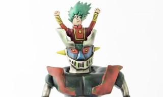 2017年9月9日からの「DYNAMIC 豪!50!GO!」情報が続々到着! SwimmyDesignLabの「マジンガーZ designed by Taku Yoshimizu」をKENTH TOY WORKSがカスタム!